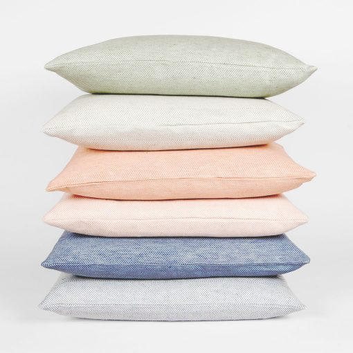 All linen/cotton cushions