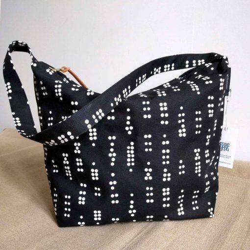 Alt shoulder bag, Dot black