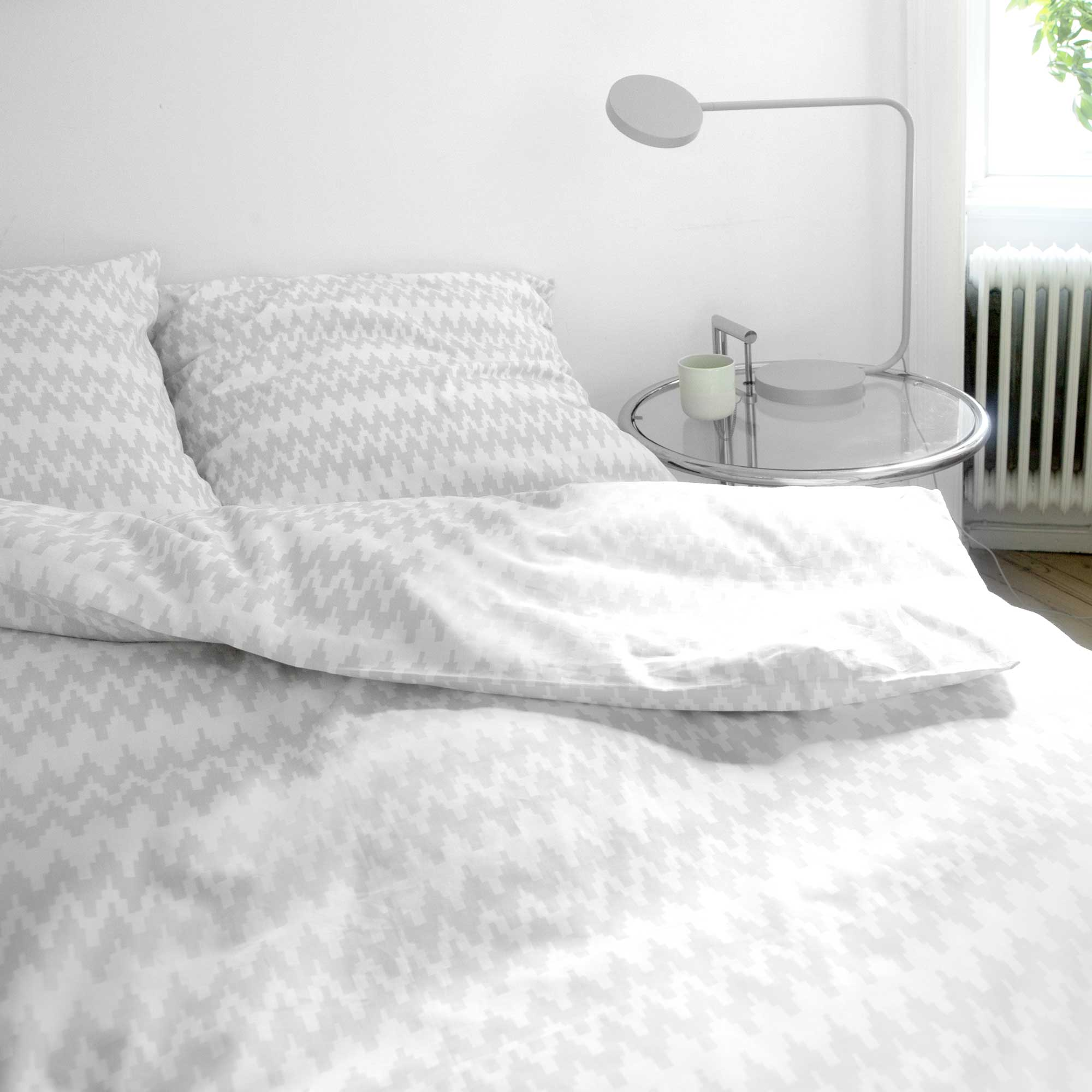 Bed linen, Wave sand, organic cotton