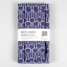 Bed linen, Big drop blue