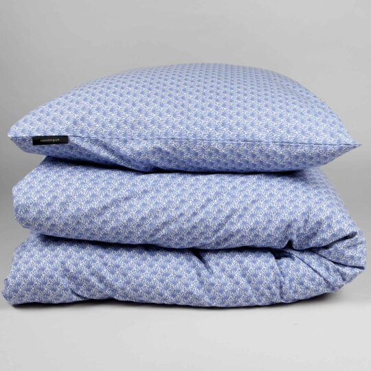 Bed linen, fili blue