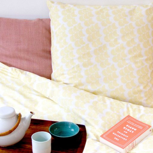 Bed linen, Obi yellow