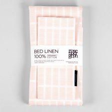 Bed linen, Tile pale rose