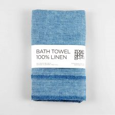 Bath towel, linen
