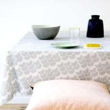 table cloths Obi grey