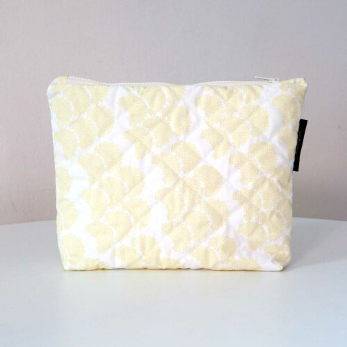 Ctrl purse, obi yellow organic cotton, design by Anne Rosenberg, RosenbergCph