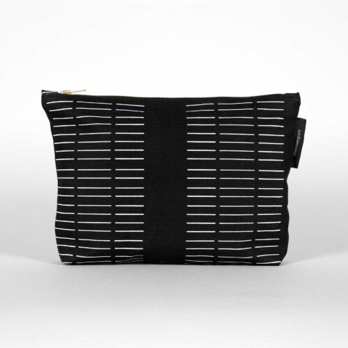 Ctrl purse, Dash black. Design by Anne Rosenberg, RosenbergCph