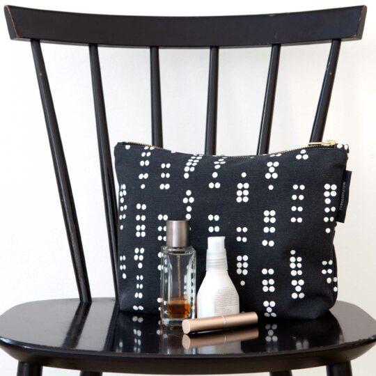 CTRL purse, Dot black