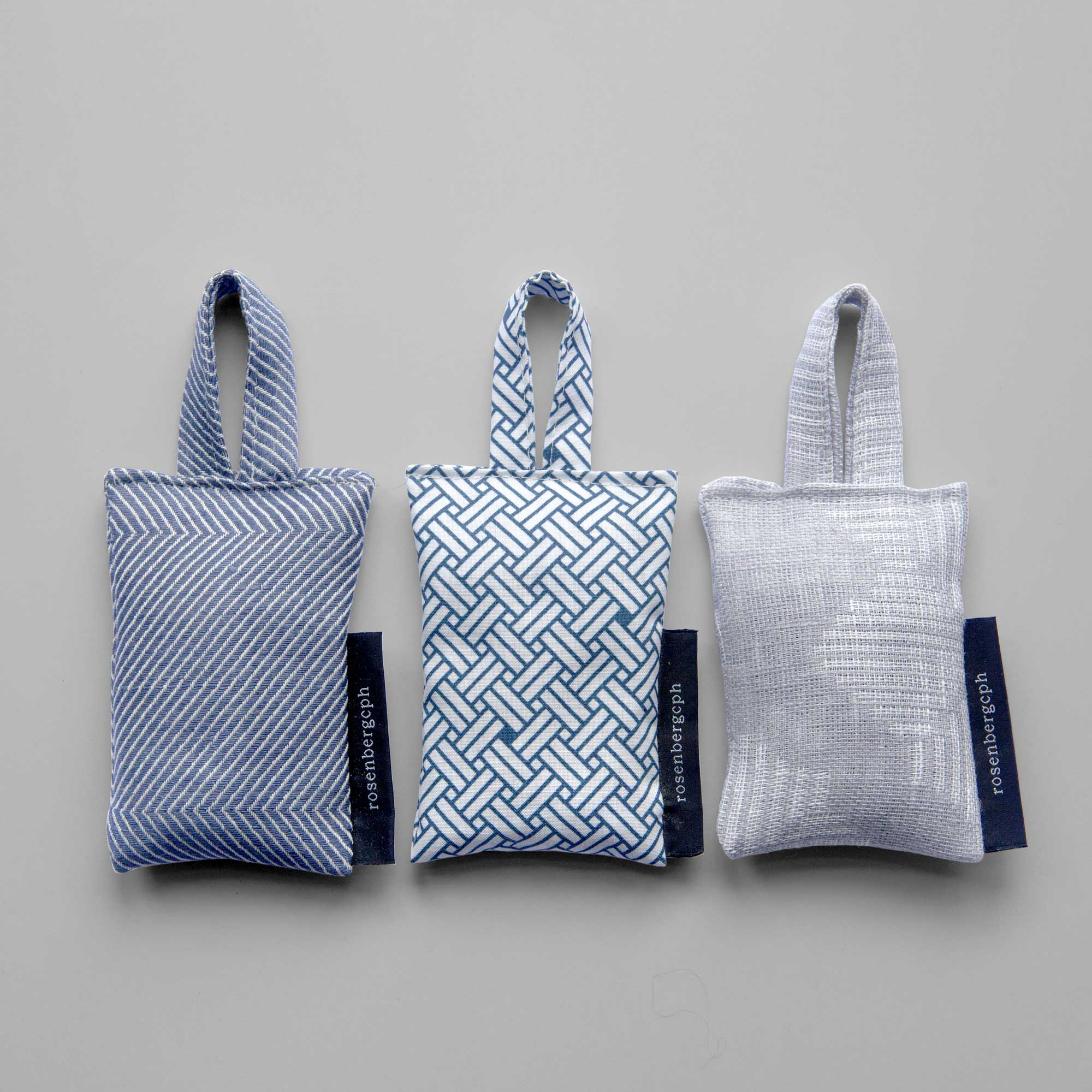 Lavender bags, blue. Organically grown flowers