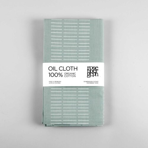 Oil cloth, Dash aqua