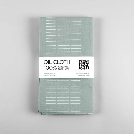 Oil cloth, Dash aqua