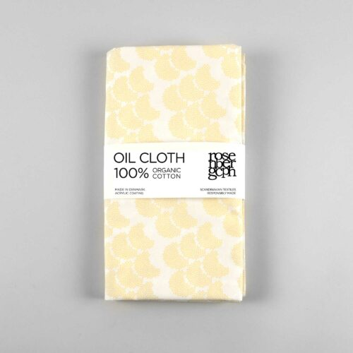 Oil cloth, Obi yellow
