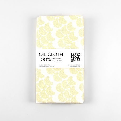 Oil cloth, Obi yellow