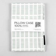 Pillow case, Tile aqua