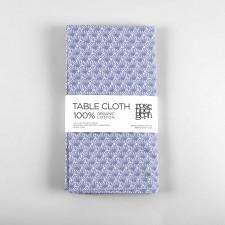 Table cloth, fili blue