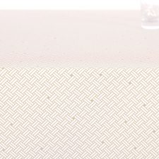 Table cloth, Weave brown