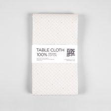 Table cloth, Weave tan