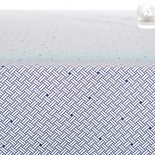 Table, Weave navy blue