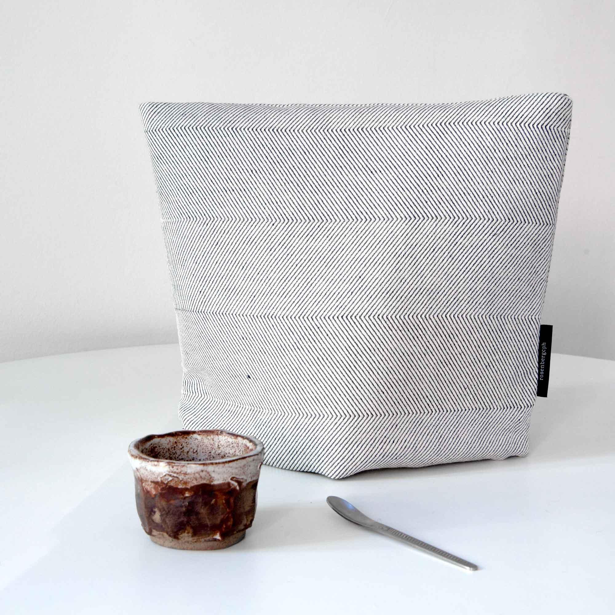 tea cosy, offwhite, linen/cotton, design by Anne Rosenberg, RosenbergCph