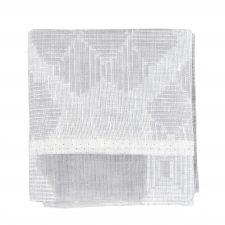 Tea towel, Desert Roses, Grey 100% linen