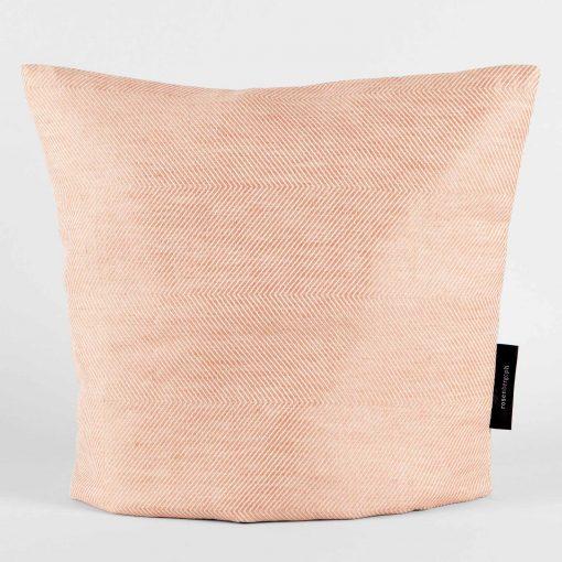 Tea cosy, coral linen