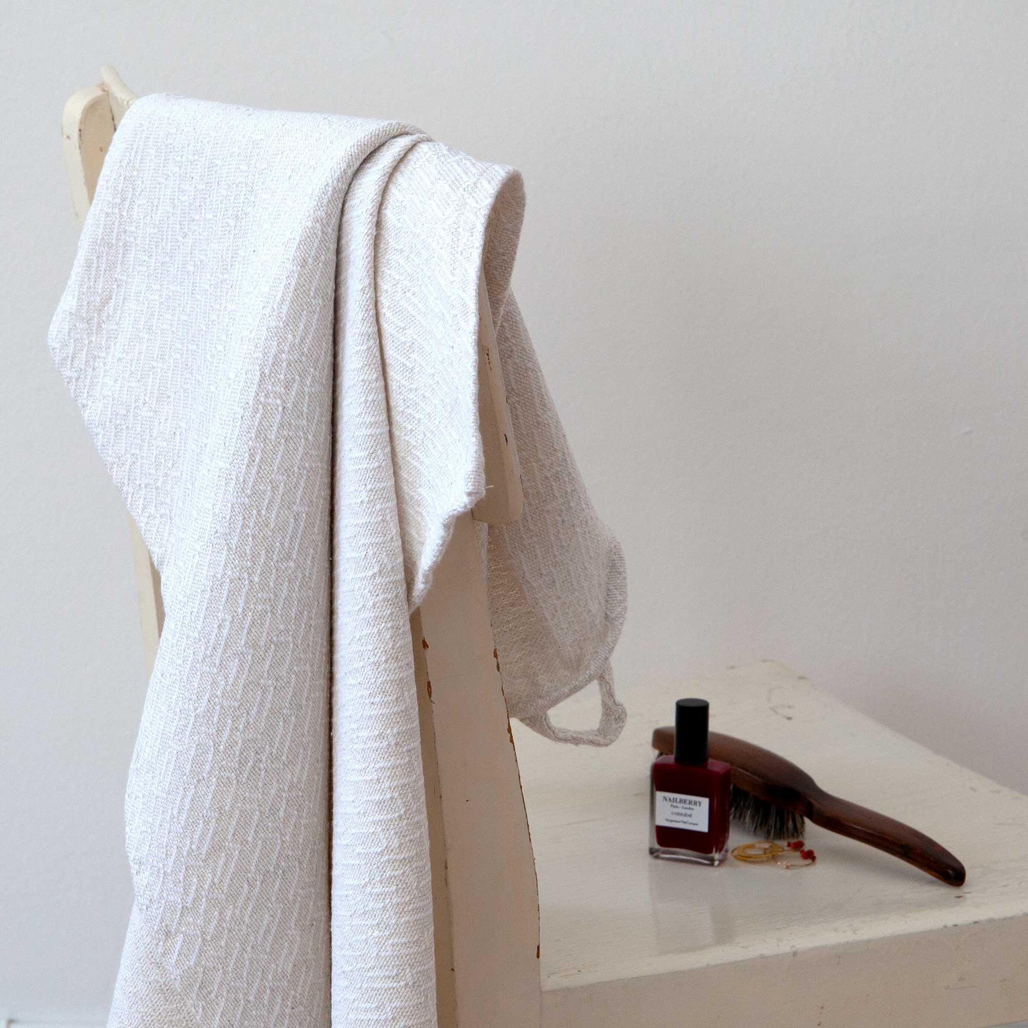 Towel, Mesh, 100% cotton, by RosenbergCph