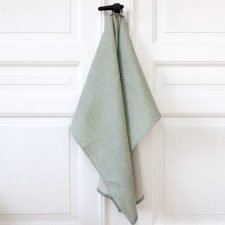 Towel, 100x73 cm green